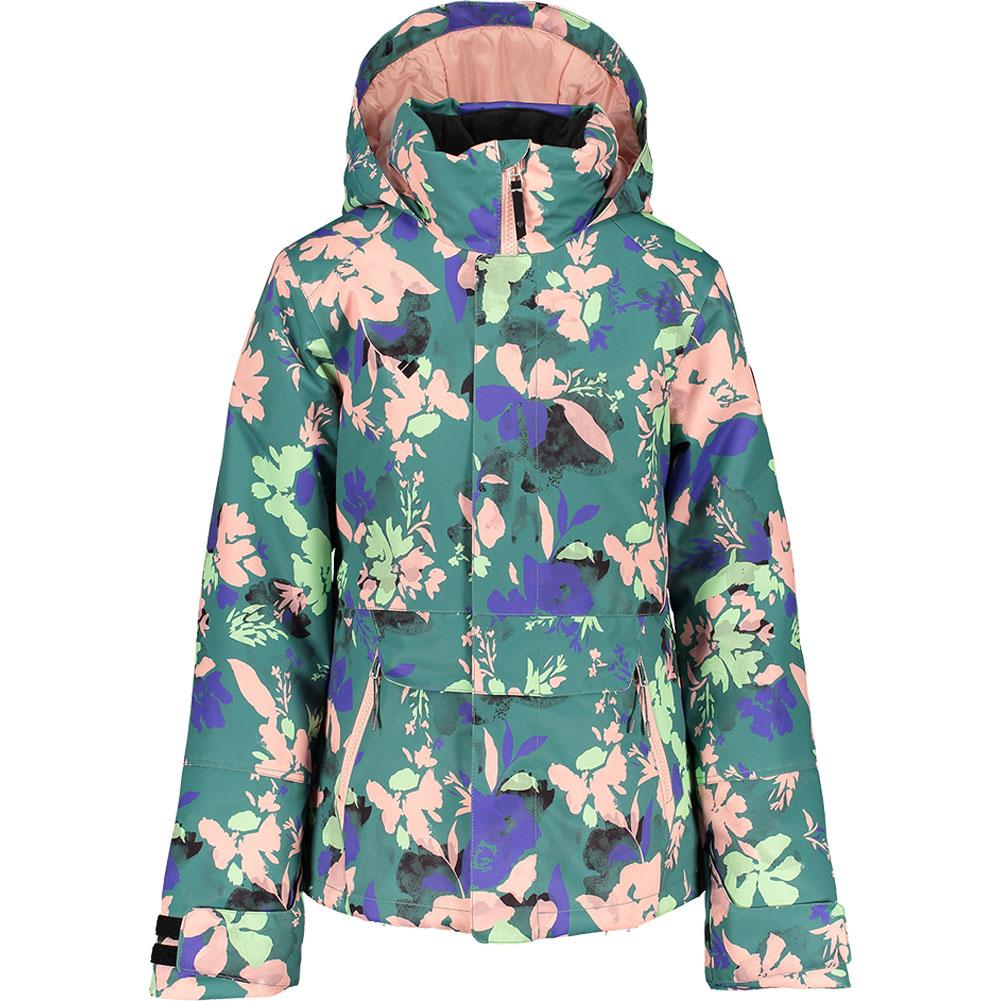 Obermeyer Taja Print Jacket Girls '