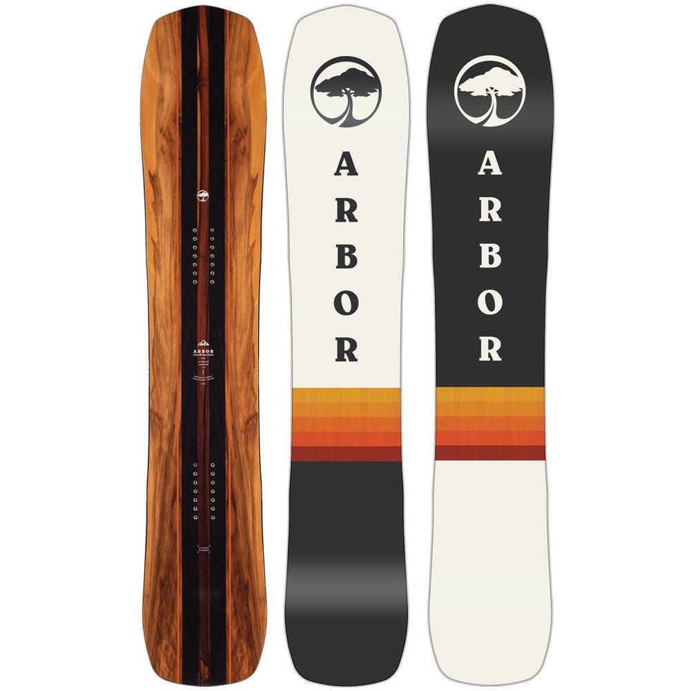 Arbor A- Frame Snowboard 2021