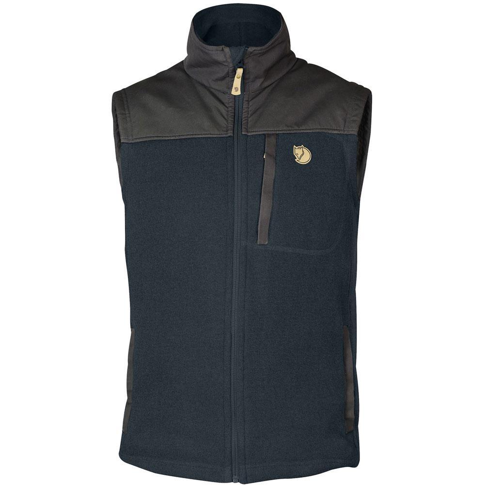 Fjallraven Buck Fleece Vest Men's
