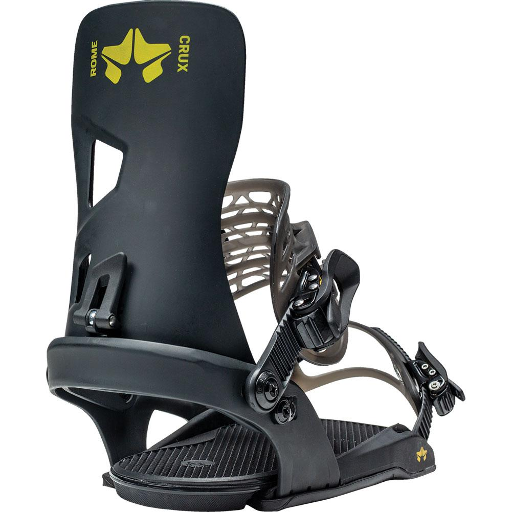 Rome Crux Snowboard Bindings Men's 2021