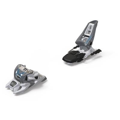 Marker Squire 11 ID Ski Bindings - Gray/White