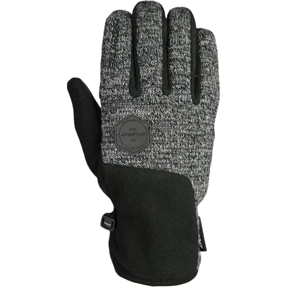 Seirus Innovation Heatwave Soundtouch Ravine Fleece Gloves Men's