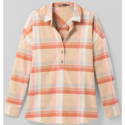 Prana Dante Flannel Top Women's