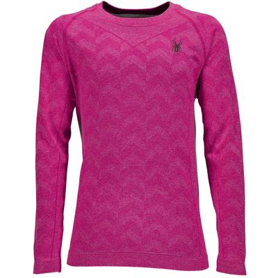 Spyder Carbon (Boxed) Top Girls'
