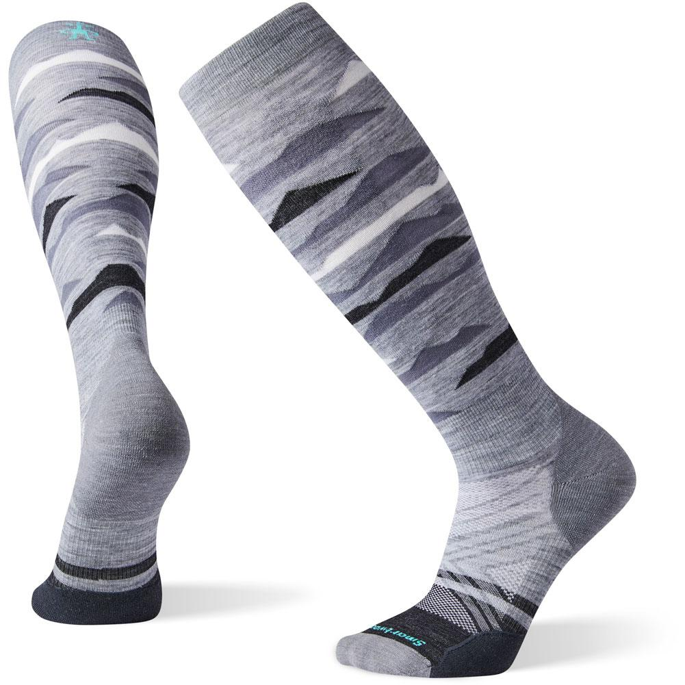 Smartwool Phd Ski Light Elite Pattern Socks Men's