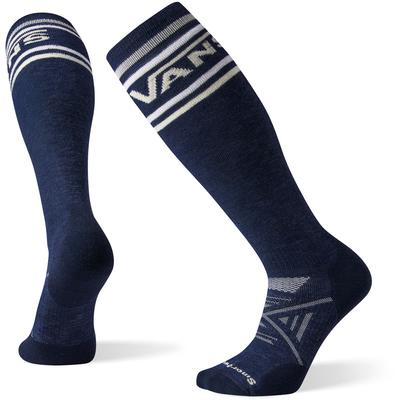 Smartwool PhD Snow Vans Classic Stripe Medium Socks Men's