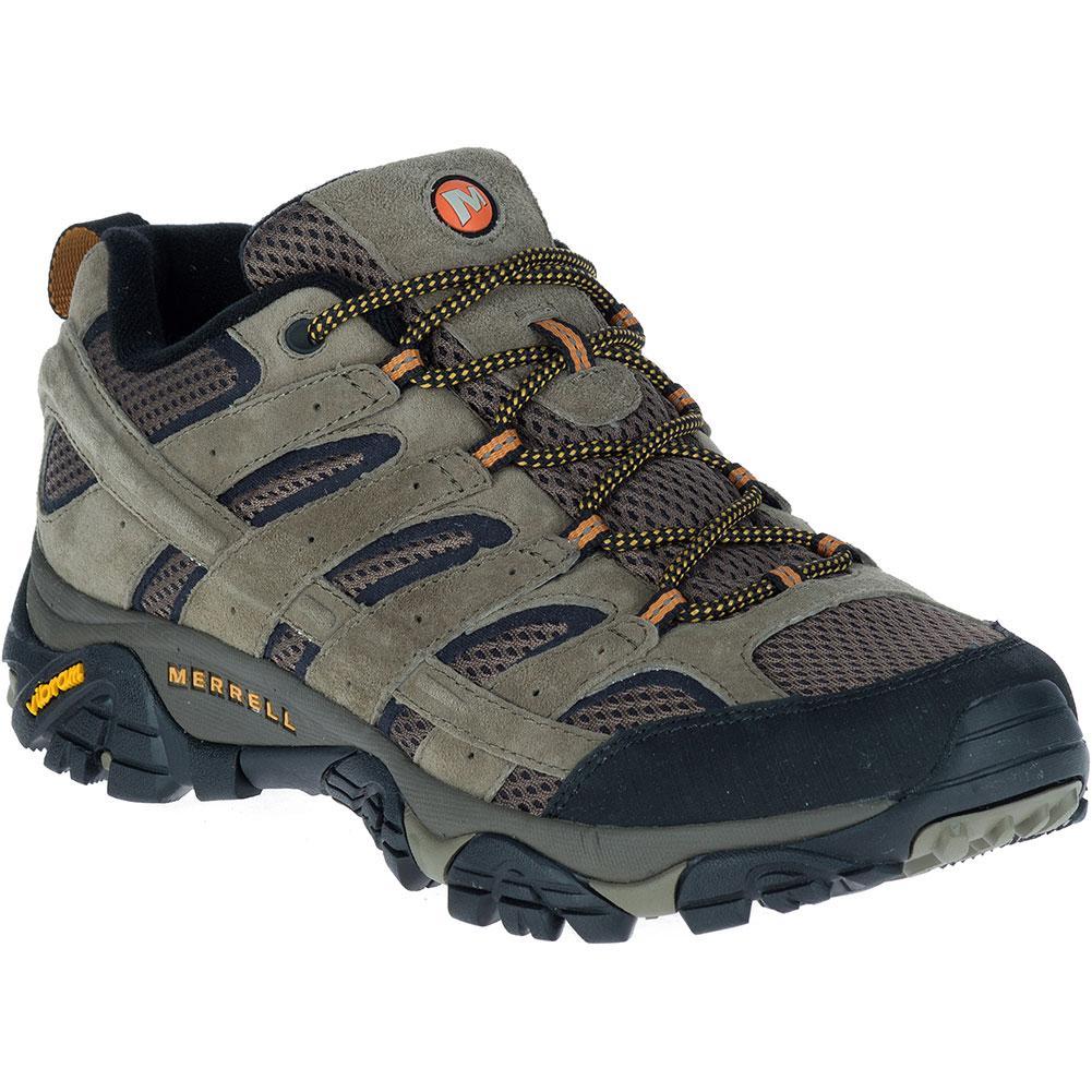 Merrell Moab 2 Ventilator Wide Hiking Shoes Men's - Walnut