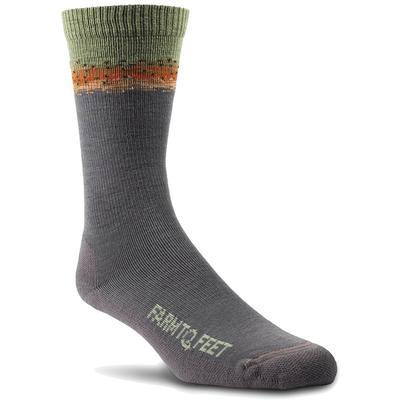 Farm To Feet Everyday Missoula Light Weight Crew Socks