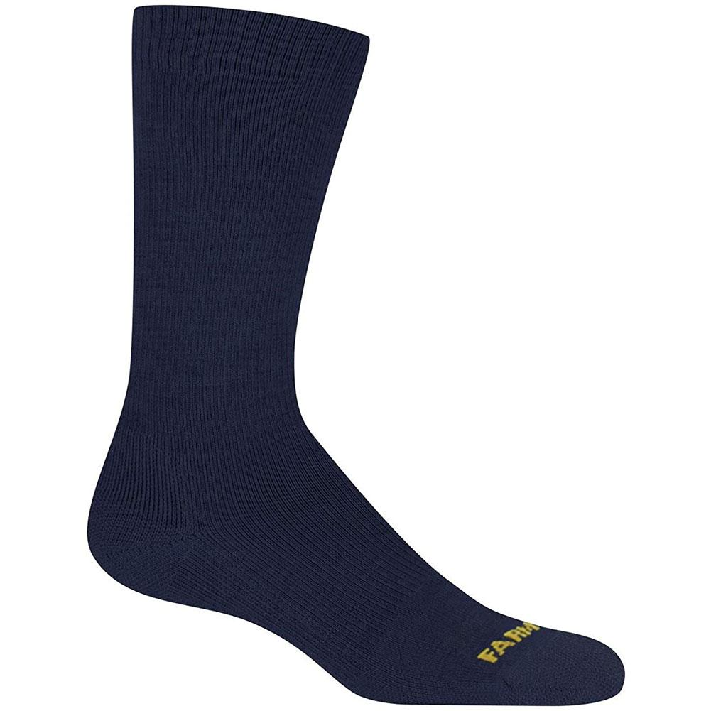 Farm To Feet Everyday Dobson Light Weight Dress Crew Socks