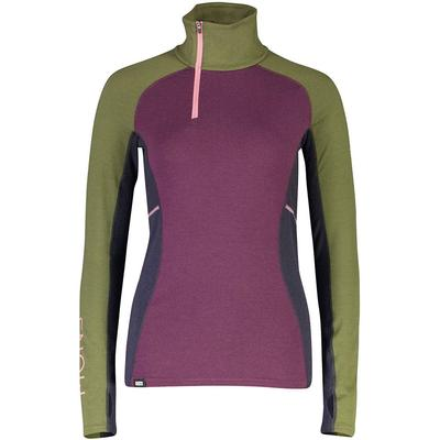 Mons Royale Olympus 3.0 Half Zip Base Layer Top Women's