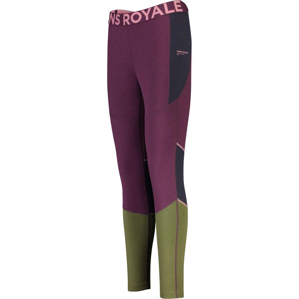 Mons Royale Olympus 3.0 Base Layer Legging Women's