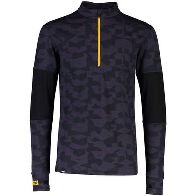 Mons Royale Alta Tech Half Zip Base Layer Top Men's