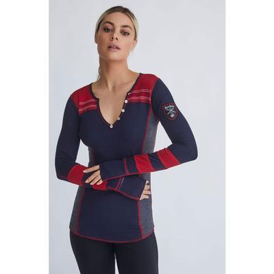 Alp N Rock Anya Henley Shirt Women's