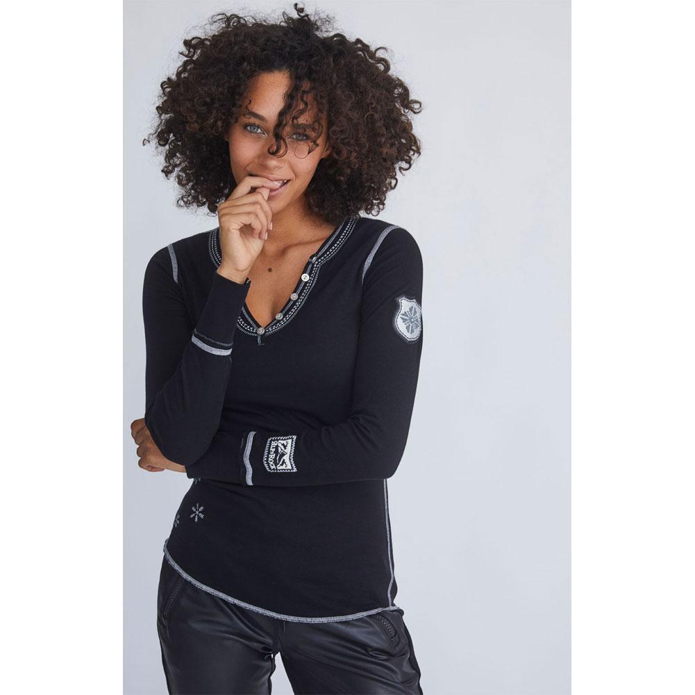 Alp N Rock Madeline Henley Shirt Women's